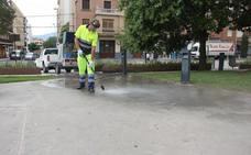 Limpiar un chicle en Arnedo cuesta seis veces más que su precio de venta