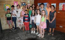 El museo del Torreón de Haro expone los trabajos de sus alumnos
