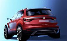 Volkswagen estrena en otoño el T-Cross