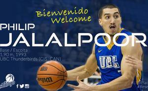 El Clavijo ficha al alemán Philip Jalalpoor