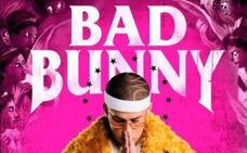 Bad Bunny hace una parada en Logroño dentro de su gira internacional