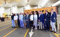 La empresa TDN inaugura su nueva sede en Logroño, en la que ha invertido dos millones