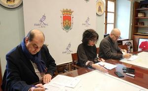 Leopoldo García ya es primer teniente de alcalde y cubrirá las ausencias de Rivado