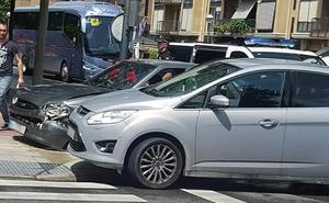 Accidente en Vara de Rey
