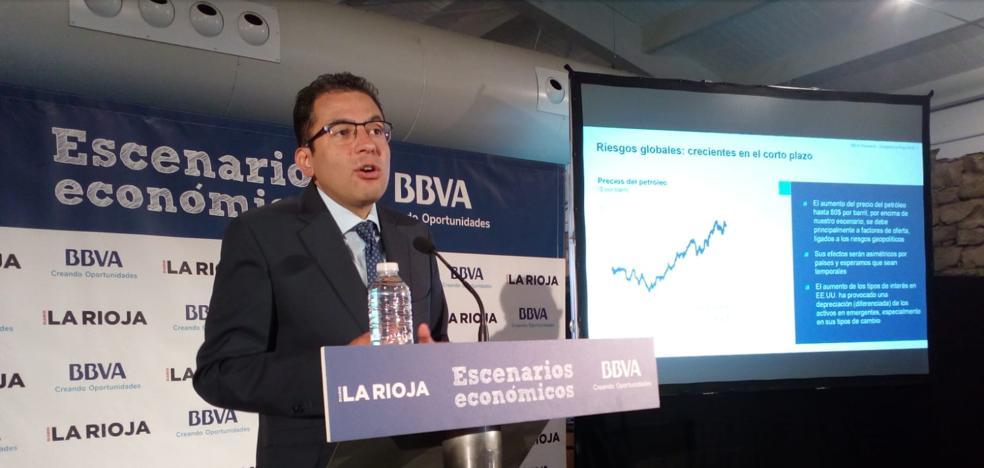 La economía riojana podría crear unos 4.500 puestos nuevos hasta 2019