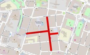 Tres calles de Logroño cambian de nombre