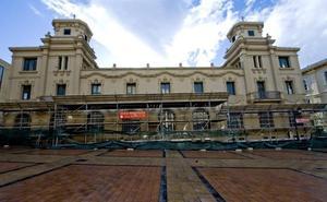 El PR+ pide que la propiedad limpie el edificio de Correos