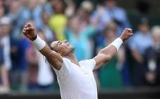 Nadal, a semifinales con pasión argentina