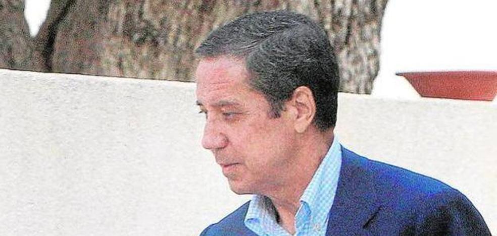 La Audiencia de Valencia rechaza por segunda vez que Zaplana salga de prisión
