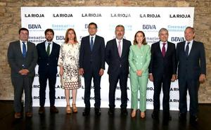 El BBVA augura que La Rioja creará 4.500 empleos hasta el 2019 y el paro se acercará a niveles precrisis