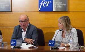 La FER y la Cámara lamentan «la baja inversión» del Estado en La Rioja este año