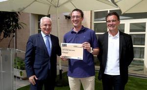 Luis Javier Ruiz gana el primer premio del certamen de relato corto de La Rioja