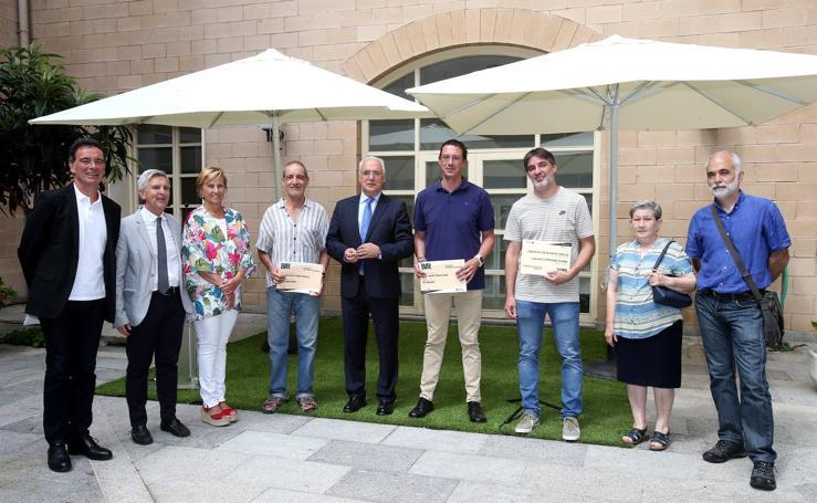 Primer concurso de relato corto «La Rioja en pocas palabras»