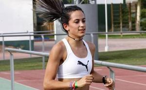 Patricia Urquía se queda fuera de la final del mundial