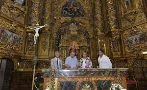 84.000 euros para el retablo de la iglesia de San Martín en Entrena