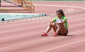 Patricia Urquía no pudo superar la semifinal mundialista