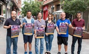 Nueve hosteleros se unen para dinamizar en verano la calle Madrid de Santo Domingo