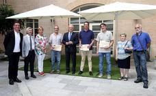 Luis Javier Ruiz gana el certamen de relato corto 'La Rioja en pocas palabras'