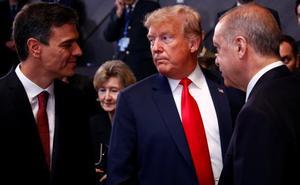 España también sufre el 'show' de Trump