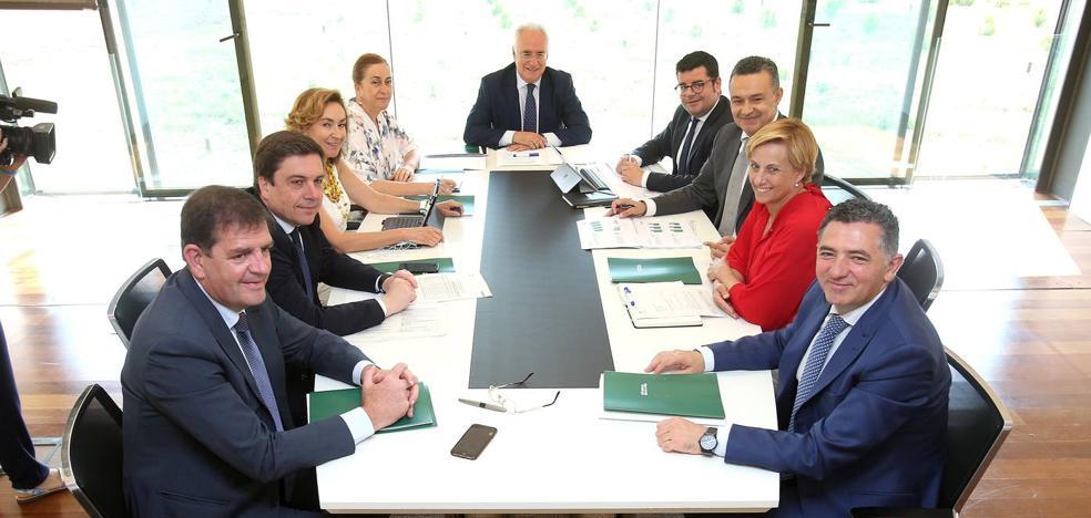 Ceniceros confía en incorporar a otros partidos al acuerdo con Ciudadanos para reformar el Estatuto