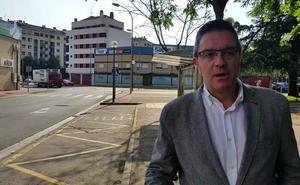 Ciudadanos exige que las paradas de autobús de Logroño sean accesibles