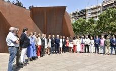 Logroño recuerda a Miguel Ángel Blanco en el 21 aniversario de su asesinato