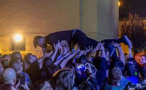 El Caparrón Rock Fest llena hoy Castañares de Rioja con la música de cinco grupos