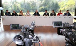Ceniceros promete que «jamás» excluirá al PSOE de la reforma del Estatuto