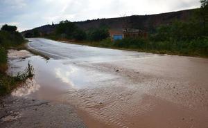 Mañana, La Rioja está en alerta amarilla por tormentas y chubascos