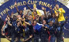 Francia vuelve 20 años después