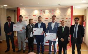 Cuatro empresas finalistas del Premio Pyme del Año 2018 de La Rioja