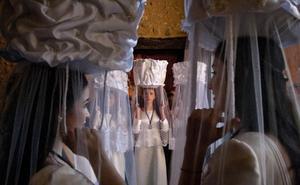 Una imagen de la procesión del pan del Santo gana el concurso fotográfico del Gobierno de La Rioja