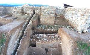 Música, gastronomía y arqueología para difundir el castillo de Nalda