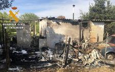 Identificado el responsable de numerosos incendios en Alfaro y Castejón