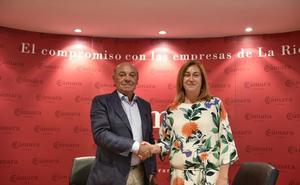 Convenio Cámara-Gobierno para la internacionalización de las empresas riojanas