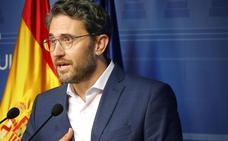 Màxim Huerta renuncia a su retribución compensatoria como ministro de Cultura y Deporte