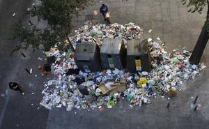 Huelga de recogida de basuras durante 15 días en Haro, Ezcaray y otros 10 pueblos de La Rioja Alta