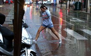 Las tormentas no descansan en La Rioja: esta tarde, más