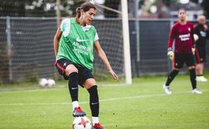 El EDF ficha a la portuguesa Raquel Infante