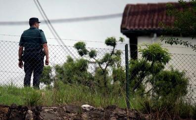 Detenido el hombre armado que huyó tras atrincherarse en su casa en Cantabria