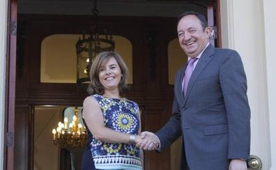 Pedro Sanz desvela que votará por Soraya