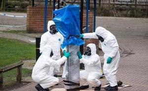 La Policía identifica a sospechosos rusos del envenenamiento de los Skripal