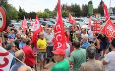 Los trabajadores de TRW regresan a la protesta