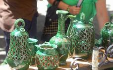 Feria de alfarería y cerámica