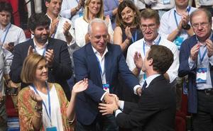 Ceniceros: «La Rioja estará también fortalecida con la nueva dirección del partido»