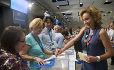 María Martín estará en la directiva de Casado, y Diego Bengoa en el Cómité ejecutivo