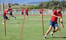 Los goles no son sólo cosa de Gabri y Eduardo Ubis