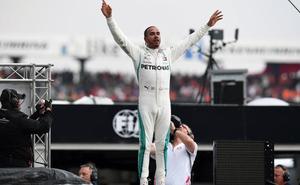 La victoria más imprevista de Hamilton