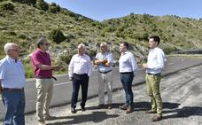 800.000 euros para mejorar la carretera de Aguilar