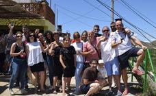 De vinos en el Barrio de las Bodegas de Quel